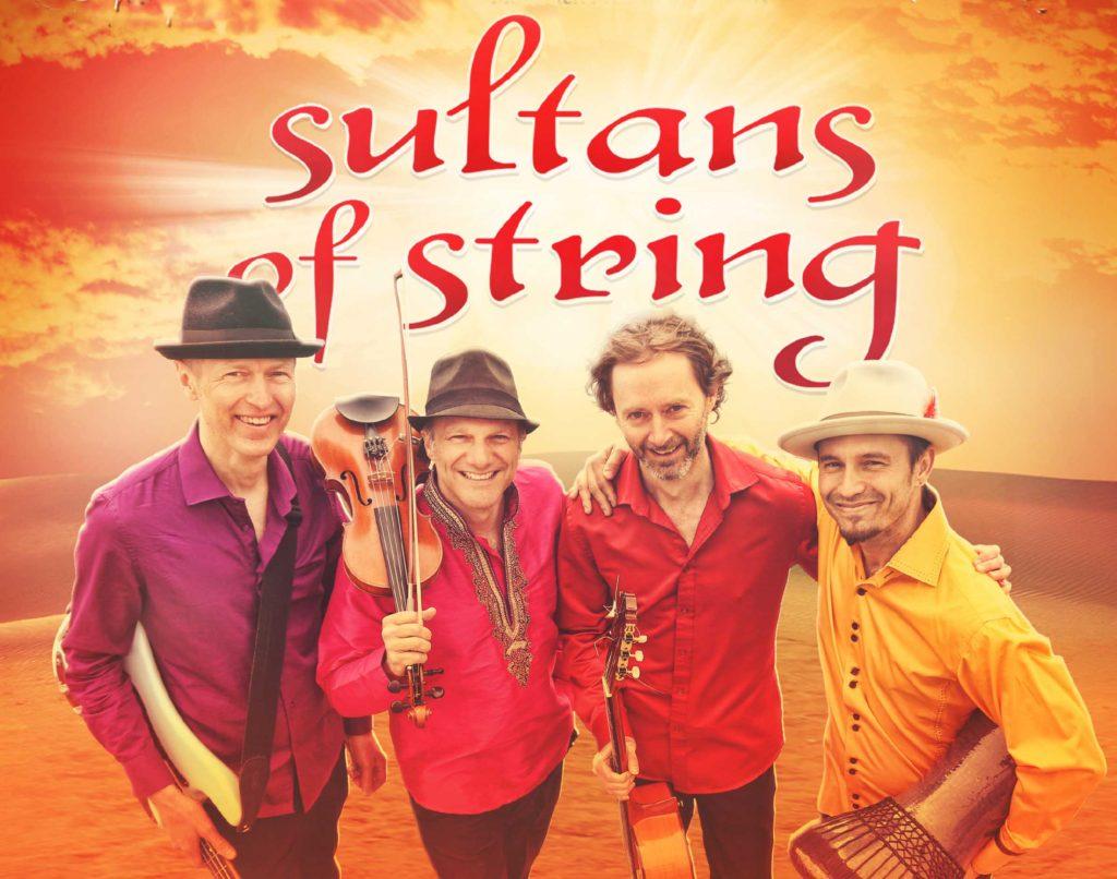 Sultans of String – Keys Ice